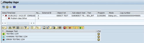 ABAP-007-Display-Log