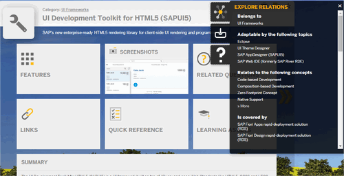 SAP UX Explorer UI for HTML5 SAPUI5 Explorar 4